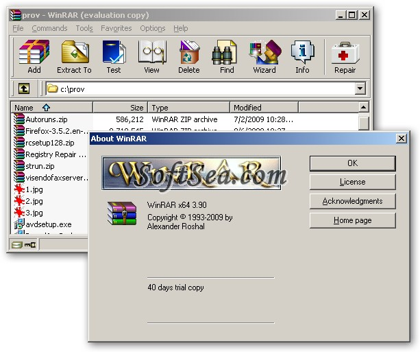 how to download winrar 64 bit
