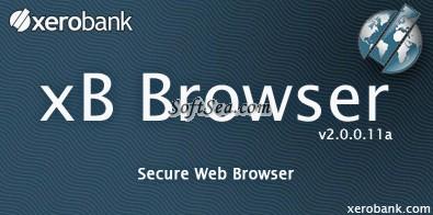 XeroBank Browser Screenshot