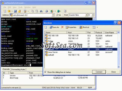 Xshell Screenshot