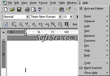 Z Word Tools Screenshot