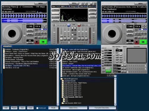 djDecks Screenshot