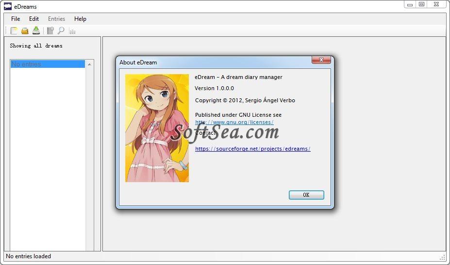 eDreams Screenshot