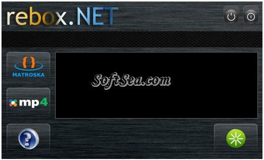 rebox.NET Screenshot