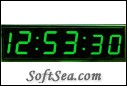 Big Green Clock