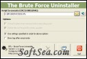Brute Force Uninstaller