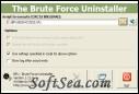 Brute Force Uninstaller