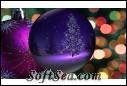 Christmas Globe Animated Wallpaper
