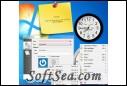 Clock-on-Desktop Extended