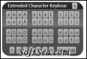 Extended Character Keyboard