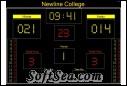 Free Basketball Scoreboard