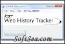 KDT Web History Tracker