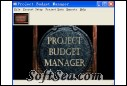 Project Budget Manager