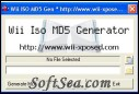 Wii ISO MD5 Generator