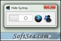 Windows 7 Systemtray Hider
