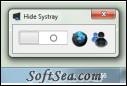 Windows 7 Systemtray Hider