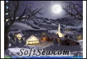 Winter Wonderland 3D Animated Wallpaper